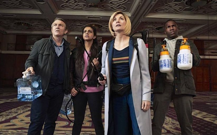 Dr Who: The Season 12 Trailer Is Here