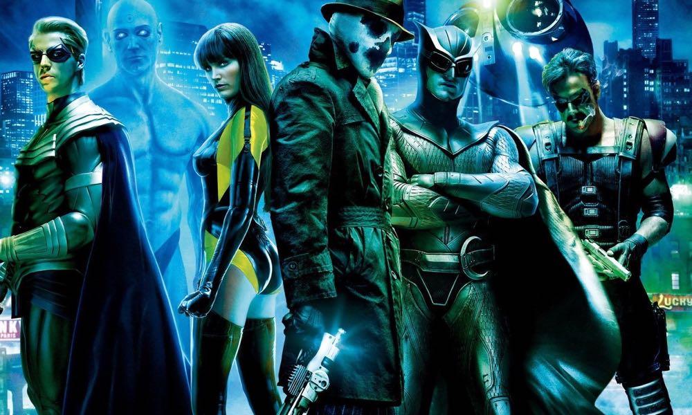 Watchmen 2009 A Brilliant Milestone In Genre Films Sci Fi Movie Page
