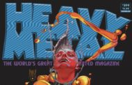Preview of Heavy Metal Magazine # 299 coming May 6th
