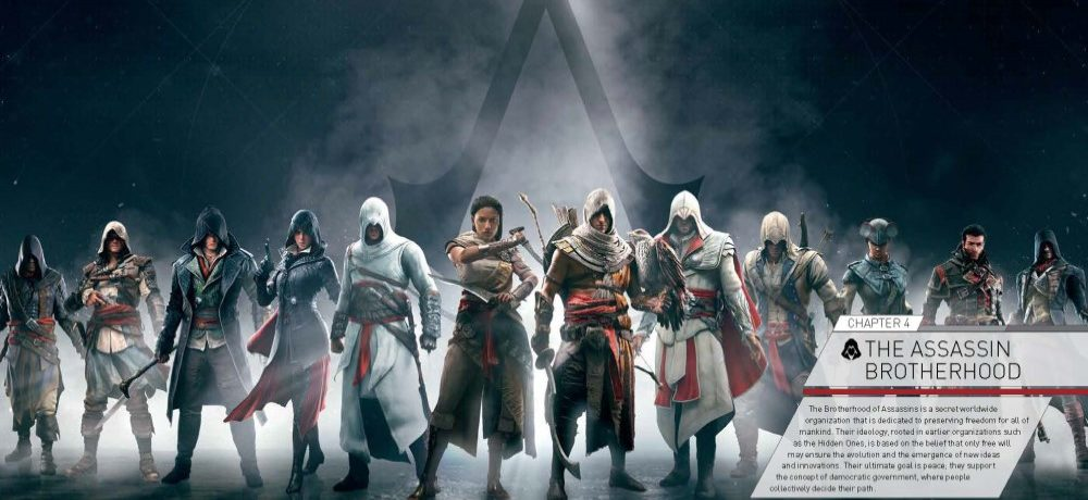 Assassin's Creed: The Essential Guide - Book review