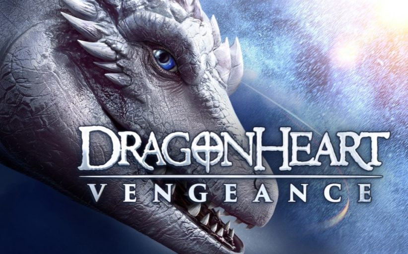 Dragonheart: Vengeance Blu-Ray review
