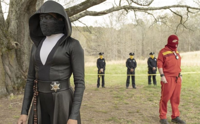 Damon Lindelof's Watchmen Series Is Great TV That Keeps HBO On The Cutting Edge