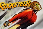 The Rocketeer Action Figure (Diamond Select Toys) - Review