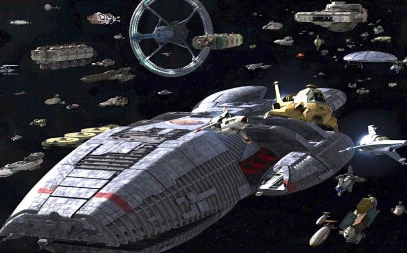 Battlestar Galactica: A New Edition Of The Sci-FI Classic is Coming To NBC's Peacock