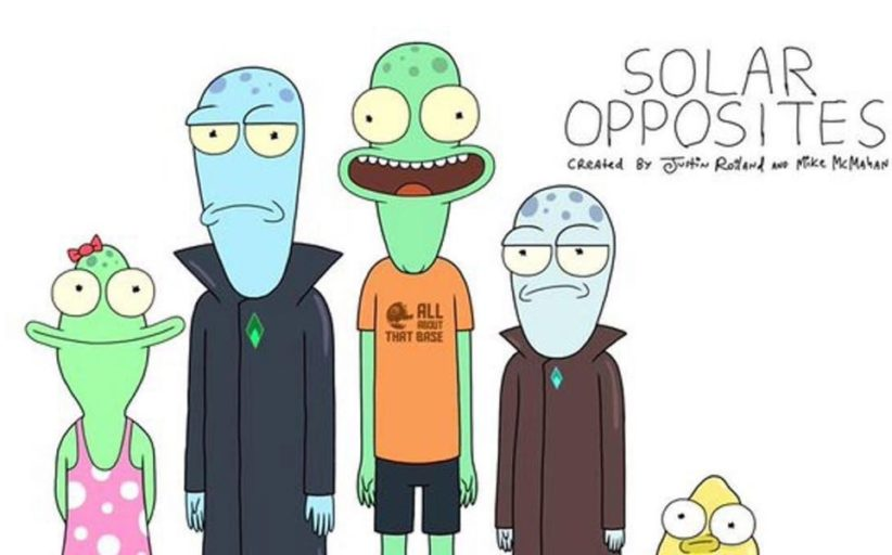 Solar Opposites (2020): Hulu's New Animated Sci-Fi Series Is A Groundbreaking Delight