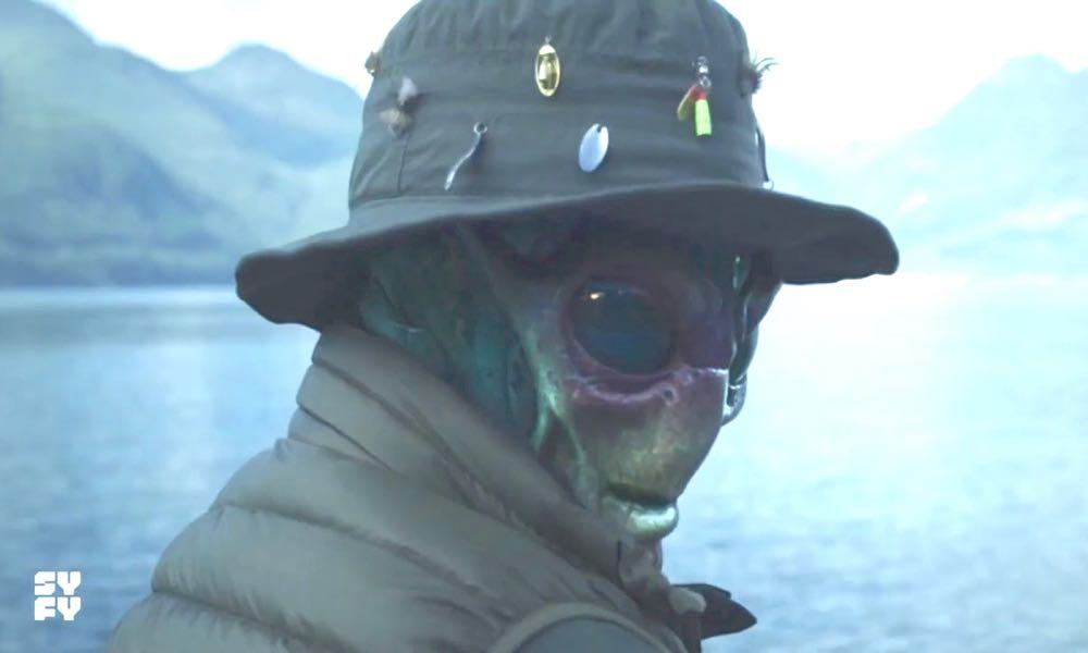 Extraterrestrial 2021